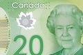 20 канадских долларов (фрагмент)
