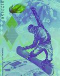 Памятные 100 рублей в честь Олимпиады в Сочи (фрагмент)