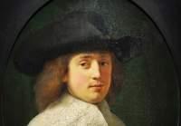 Портрет Мартена Солманса. Фрагмент.