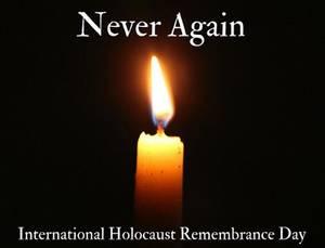 Річниця Голокосту | Годовшина Холокоста
